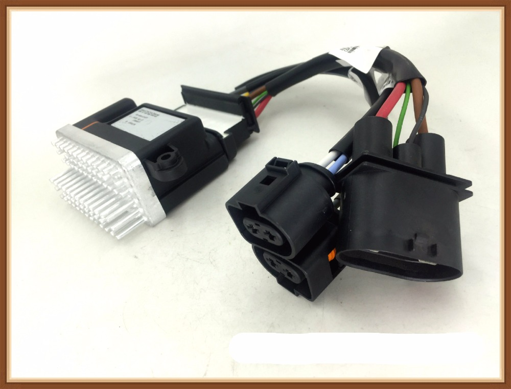 fast shipping RADIATOR Fan Controller Module 8k0959501g 8k0910501d Cooling Fans Control for AUDI a4 a5 a6 a7 q3 q5 computador cooling fan replacement for msi twin frozr ii r7770 hd 7770 n460 n560 gtx graphics video card fans pld08010s12hh