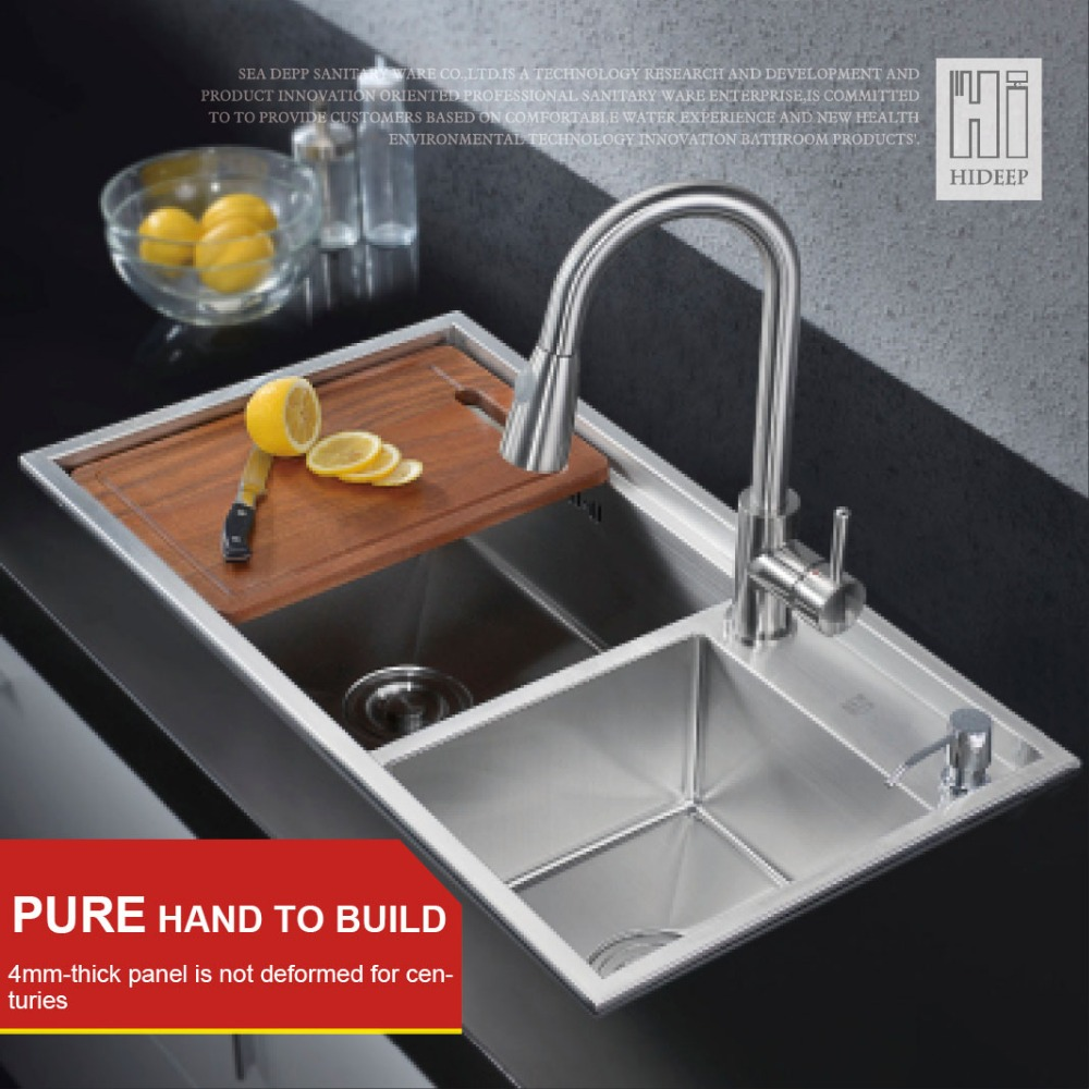Cheap Kitchen Sink And Tap Sets popular kitchen sink double-buy cheap kitchen sink double lots