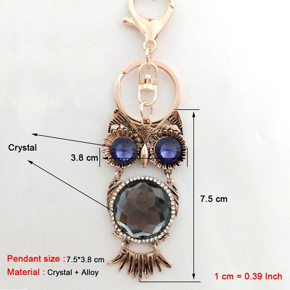 owl keychain 6