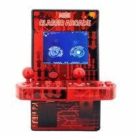 נייד משחקי מיני נייד קונסולת משחקי הווידאו כף יד קלאסי ארקייד מכונת רטרו מובנה 183 משחקי ארקייד תמיכה TF כרטיס (3)