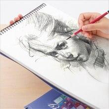 A3/a4 Профессиональный Эскиз маркер для рисования Бумага белой