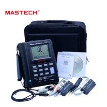 Mastech MS5308 LCR Meter Tragbare Handheld Autorange LCR Meter Hochleistungs 100 Khz