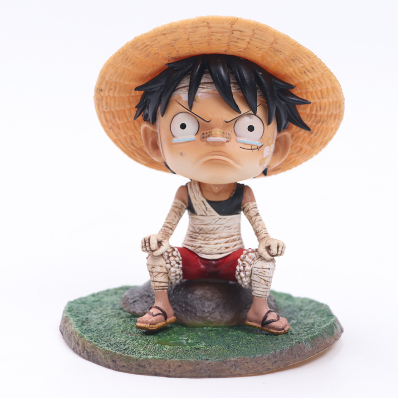 Toys & Hobbies J.g Chen Anime One Piece Monkey D Luffy 15th Edition Vo1.3 Pvc Action Figure Collectible Toys 16cm