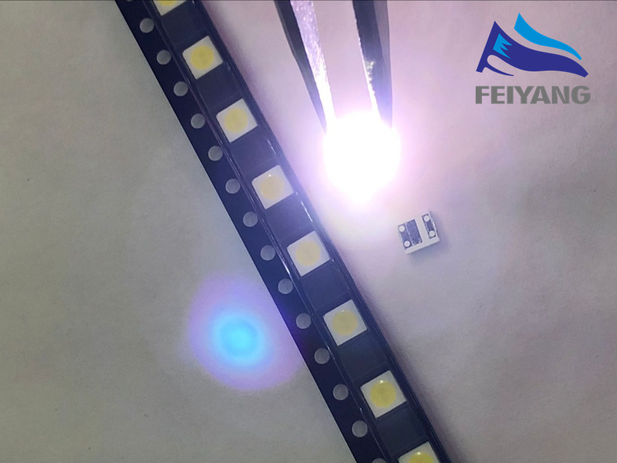 For SHARP LED LCD Backlight TV Application LED LED Backlight 1W 6V 3535 3537 Cool white LED LCD TV Backlight GM5F20BH20A