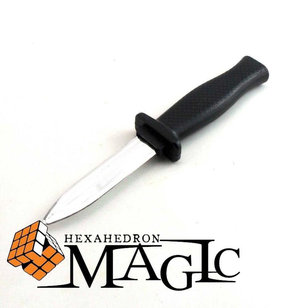 Free Shipping! flex joke knife, Funny close up street stage magic ...