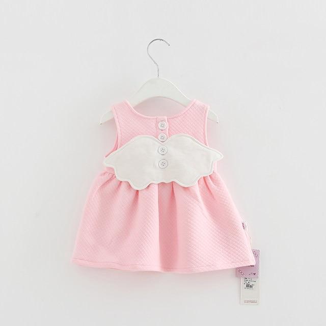 Online-Shop 2018 Baby Engel Federn Partei Kleid Prinzessin Kinder ...