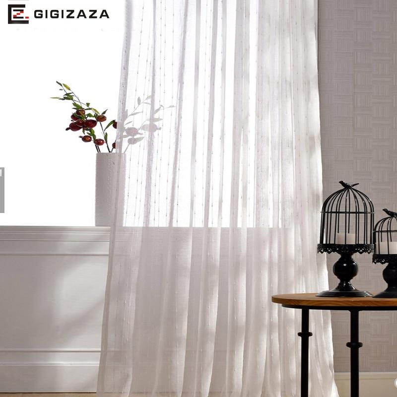 online kopen wholesale goedkope voile gordijnen uit china goedkope, Meubels Ideeën
