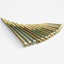 long screws 120mm 110mm 100mm 30mm M4 4mm phillips machine screw
