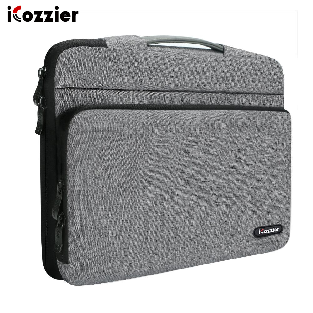 Laptop Bag 15.6 Inch Side Pocket Laptop Sleeve Case Protective Storage Bag For 13/15