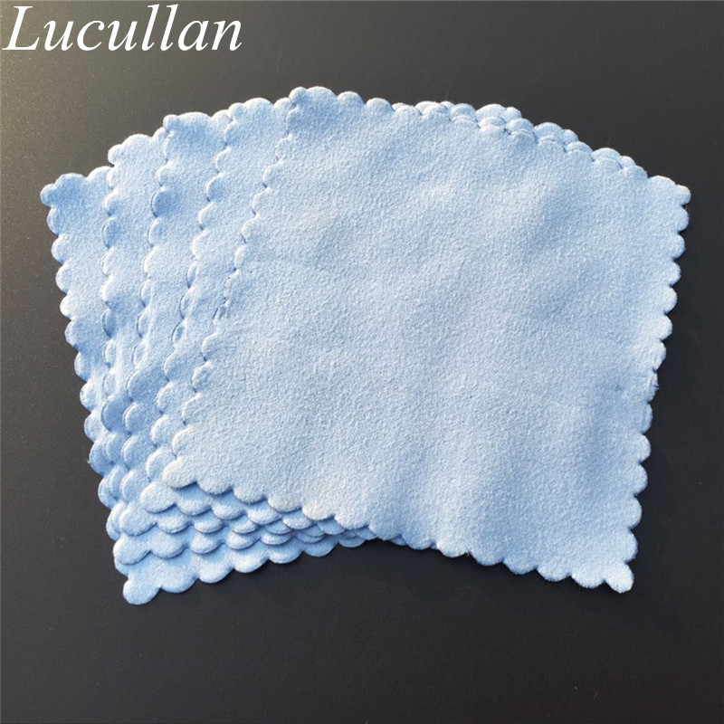 10 Pack 10x10cm Lint-free Glass Paint Ceamic Nano Coating Microfiber Application Clothes