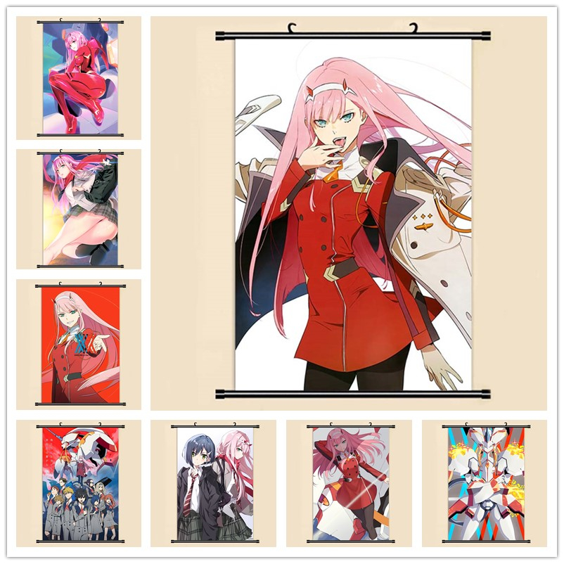 Poster Wallpaper Stickers Painting Picture Darling 40x60 Manga Anime 001 The Franxx