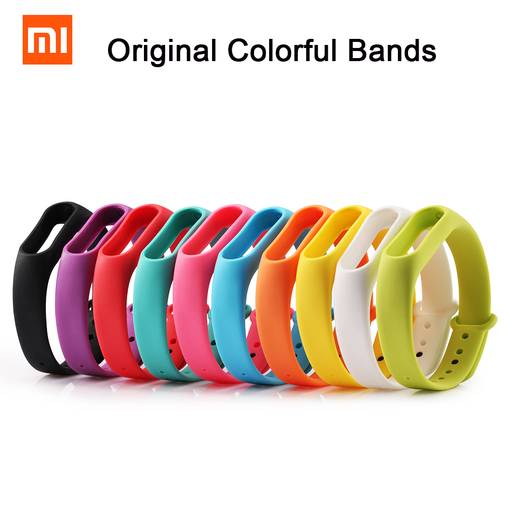 New Arrival Silicone Wrist Strap Bracelet Replacement Strap For Xiaomi