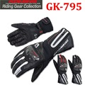 2016 New KOMINE GK-795 Cross-country motorcycle gloves knight Motor riding glove and keep warm in winter 3 colors size M L XL