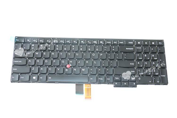 ФОТО The new laptop keyboard US W540 FRU 04Y2387