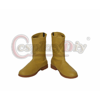 Kid Flash Boots Cosplay Young Justice Adult S Boots Shoes Cosplay For Halloween Carnival Party