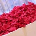 Абрикосовые дешевые лепестки роз Свадебные аксессуары 100 шт./лот лепестки роз Искусственные цветы свадебное украшение