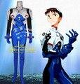 Neon Genesis Evangelion Ikari Shinji EVA-01 Test Typ Meisters Uniform Cosplay Kostüm