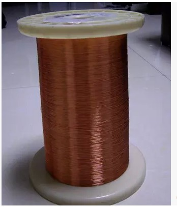 Free shipping 500 m The new 0 15 mm polyurethane enamelled round winding wire enameled QA