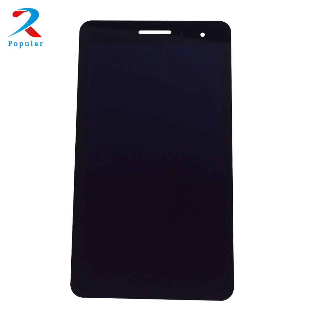 For HUAWEI MediaPad T1 7.0 3G 702 702U 702U T1-702 T1-702U T1-702U Touch Screen Digitizer + LCD Display Panel Assembly black for huawei mediapad t1 7 0 3g 702 702u t1 702 t1 702u touch screen digitizer glass lcd display panel monitor assembly