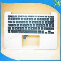 Новый чехол с AZERTY клавиатура с французской раскладкой для MacBook Pro retina 13,3 A1502 2015 2016 лет