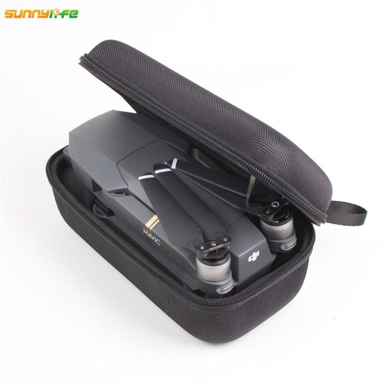 Sunnylife DJI Mavic Pro Drone Body Portable Hardshell Storage Bag Handheld Case Waterproof Host Housing Shell Suitcase Box