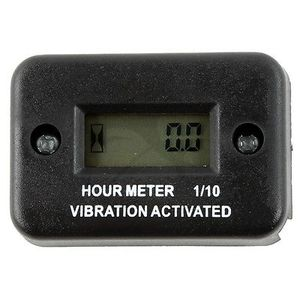 Image 1 - Motorcycle New Tach Vibration Activated Hour Meter Counter Waterproof For ATV Snowmobile Gas Engine Boat Motorbike