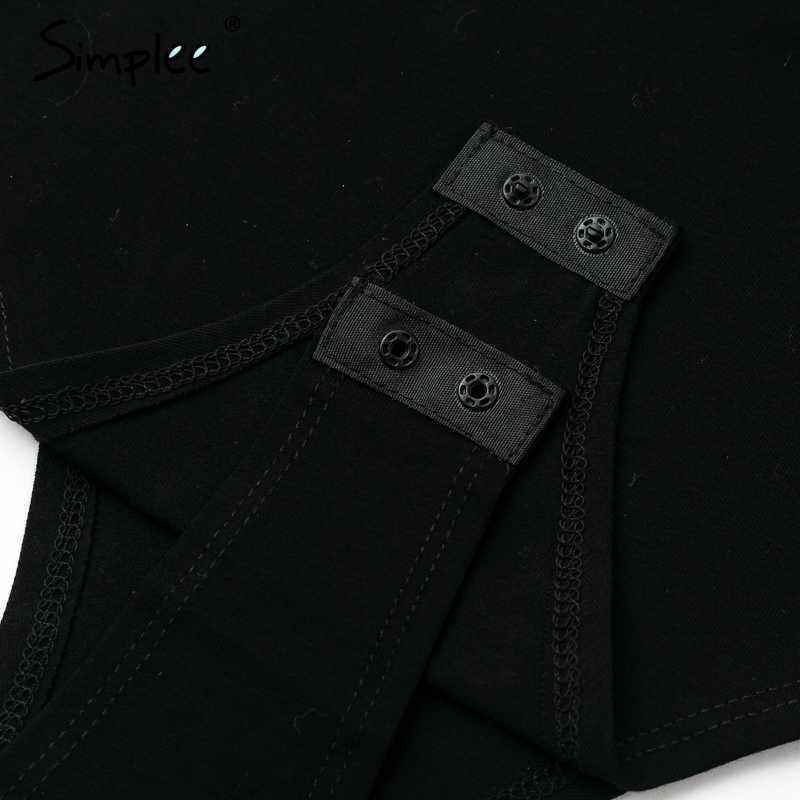 Женский черный комбинезон Simplee, привлекательный цельный кружевной комбинезон с открытыми плечами для лета, элегантный кружевной комбинезон для дам, 2019