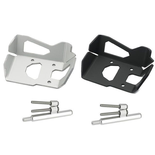 Voor BMW Oliegekoelde R1200R R1200RT R1200GS ADV Adventure 2005 2012 R 1200 GS/R/RT Motorfiets throttle Protention Guard Cover