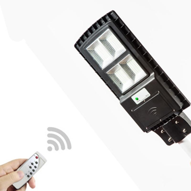 Applique murale solaire 10 w LED de lampadaire solaire lampe de jardin etanche applique extérieure
