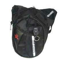 2017 Men's motorcycle leg bag pockets high-quality waterproof leg bag Casual Travel Bag for men wholesale motorcycle saddle bags