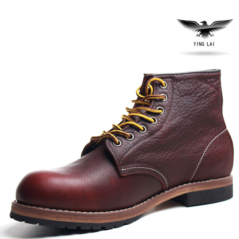 Online Buy Wholesale boots red wing shoes from China boots red