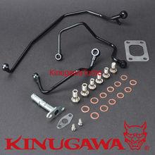 Кинугава Turbo масляно-водяной трубы комплект для SAAB 9-3/9-5 TD04HL 15T 19T(от GT17 для TD04HL turbo