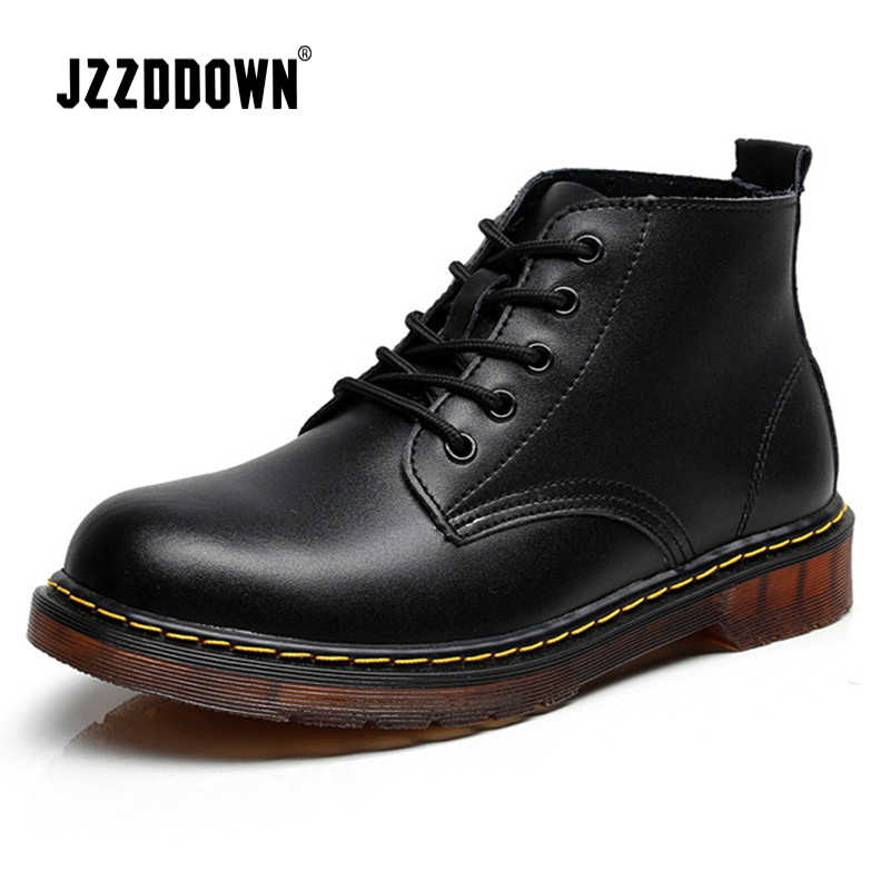 Women boots genuine leather Plus Size Couples ankle boots for women suede ladies boots for winter martin shoes female booties new arrival man s canvas backpack travel schoolbag male backpack men large capacity rucksack double shoulder school bags h028