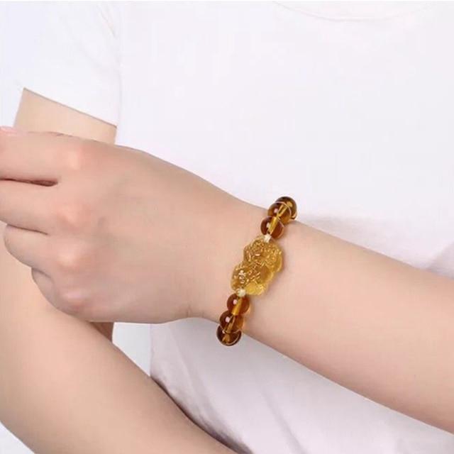 Bracelet De Citrine