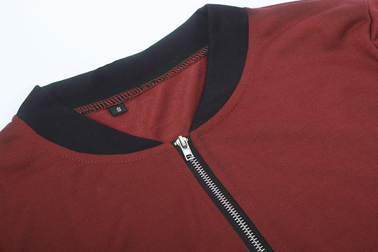 Hot Sprzedaż Jesień Tanie Ubrania Kobiet Małe Krótkie Kurtki Z Długim Rękawem Zipper Fly Outwear Kurtki Płaszcze Slim Cienkie Stylu topy Coat 19