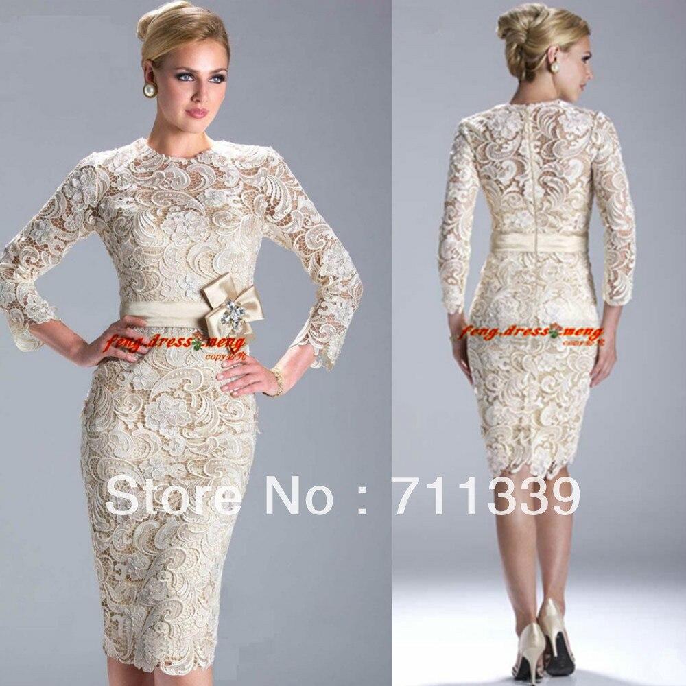 Elegant Tea Length Dresses