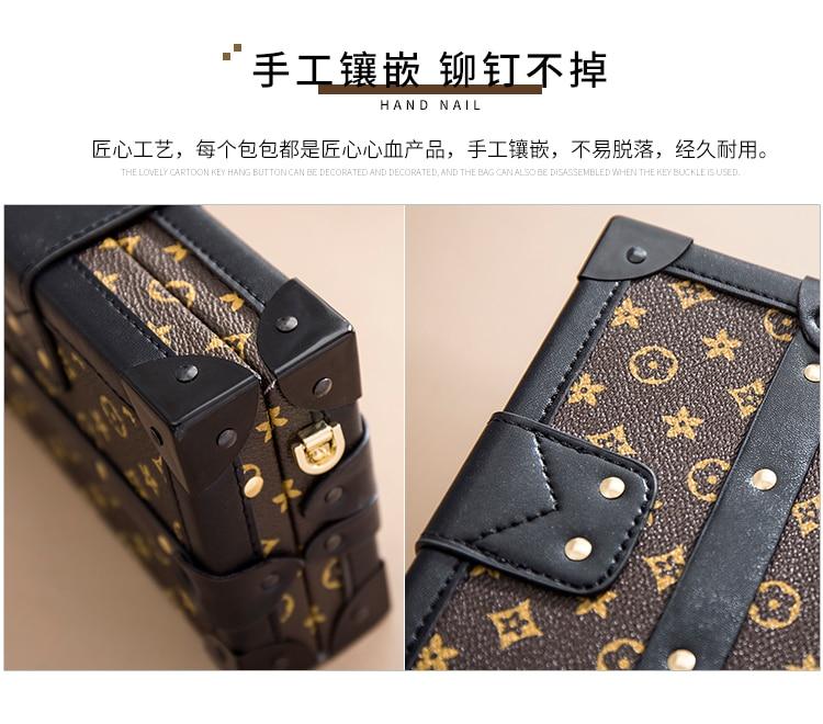 Vintage Luxus Handtaschen Klassische Qualität design Eine Berühmte Marken Mode Handtasche Wa0378 Liested Einfache Taschen dAHqw4