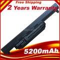 5200 mah batería del ordenador portátil para asus A32 K55 A33-K55 A41-K55 A45 A55 A75 K45 K55 K75 X45 X55 X75 R400 R500 R700 U57 serie