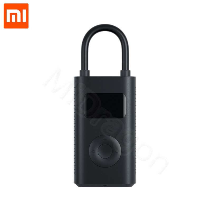 Xiaomi inflatable treasure digital monitoring preset pressure built in battery multi nozzle powerful portable smart home