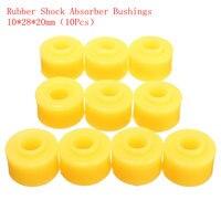 10 Stücke 10mm Innere Dia Yellow Gummi Stoßdämpfer Buchsen Teil für Auto Auto|Stoßdämpfer-Teile|Kraftfahrzeuge und Motorräder -