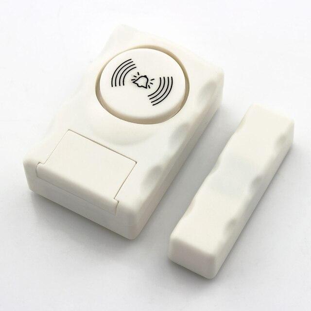 Windowdoor Entry Alarm Door Sensor With Loud Siren Independend