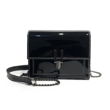 2018 New Style Korean-Style Fashion Patent Leather Mirror Bag Trend Handbags One-Shoulder Mini Small Female