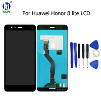 For Huawei Honor 8 Lite P8 Lite 2017 LCD Display Touch Screen Digitizer Assembly Replacement Parts