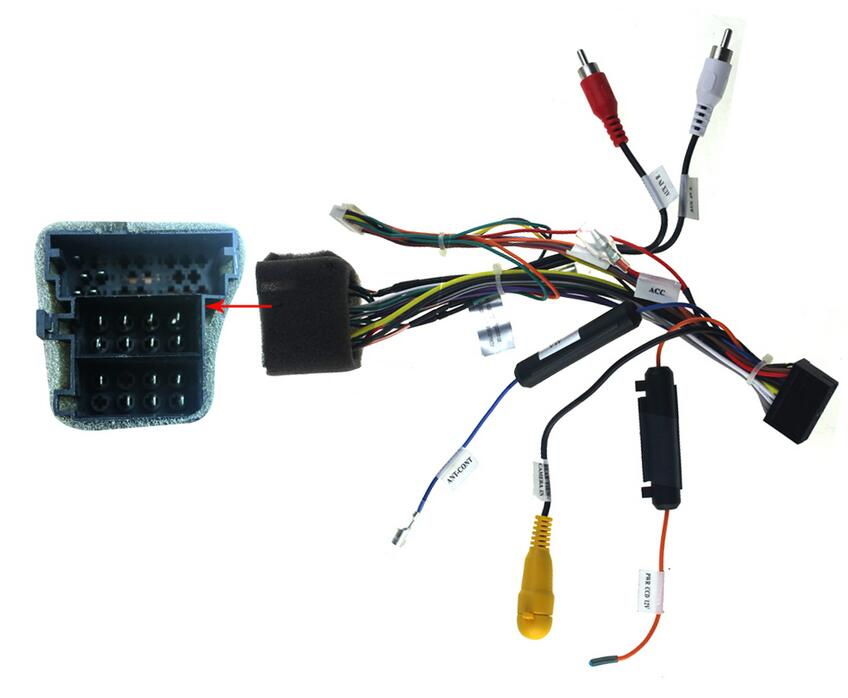 Online Buy Wholesale Wire Harness For Car Stereo From