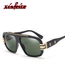 d08ae99c41c 2018 Fashion Hipster Retro Pilot Sun Glasses Brand Luxury Vintage Men  Sunglases Hot Sale Male Sunwear Oculos Driving Gozluk