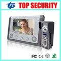 Хорошее качество 7 дюймов цветной экран видео-телефон двери домофон звонок система с ИК-камеры громкой монитор видео-дверной звонок