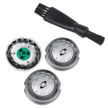 3pcs Shaver Blade Razor Replacement Head for Philips Norelco AT750 AT751 AT890 PT710 PT720 PT721 PT722 PT723 Shaving