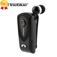 FineBlue F930 Wireless Auriculares Driver Bluetooth Headphone Headset Calls Remind Vibration Wear Clip Sports Earphone For