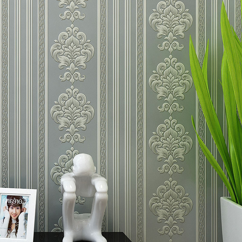 beibehang Warm living room bedroom full of non - woven wallpaper fine three - dimensional three - dimensional rural wallpaper... beibehang warm pink girl room wallpaper children s room non woven three dimensional love childrens clothing shop wallpaper