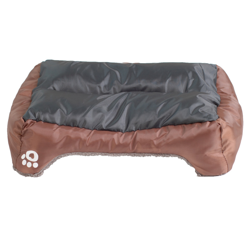 S-3XL 9 Colors Paw Pet Sofa Dog Beds Waterproof Bottom Soft Fleece Warm Cat Bed House Petshop cama perro 4